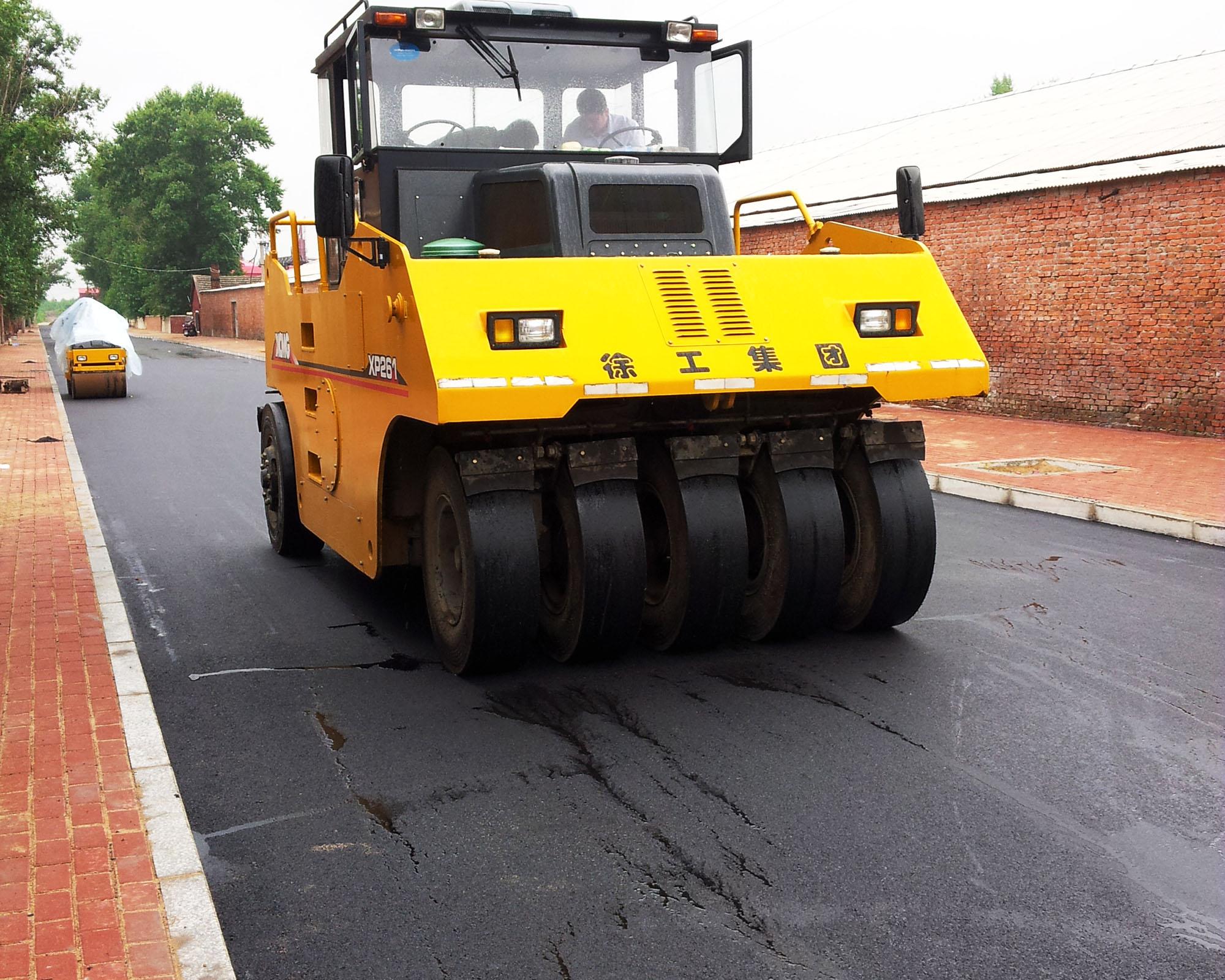 沥青混凝土路面