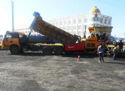 黑龙江沥青混凝土路面